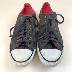 Converse Womens Sneakers Size 11 Mens Size 9 Low